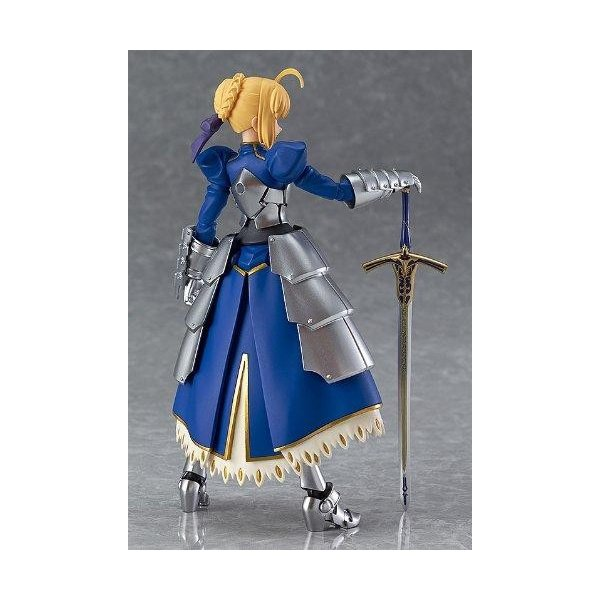 figma Fate/stay night セイバー 2.0 ノンスケール ABS&PVC製 塗装済み可動フィギュア 再販分|heiman|06