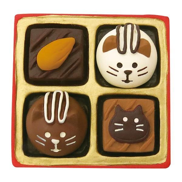【12月/中旬】予約販売 猫ショコラBOX デコレ コンコンブル 2020 バレンタイン −ショコラ ド コンブル−|heliosholding|04