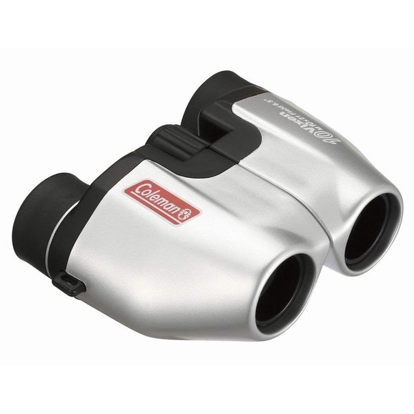 Vixen(ビクセン) 双眼鏡 Coleman コールマン M10×21 シルバー 14574-4