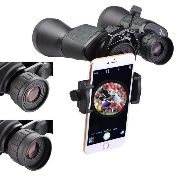 ReaseJoy 双眼鏡 高倍率 10×50 10倍 50口径 大型 防水 防振 広角 望遠鏡 コンサート 観劇 ライブ 天体観測 野球観戦