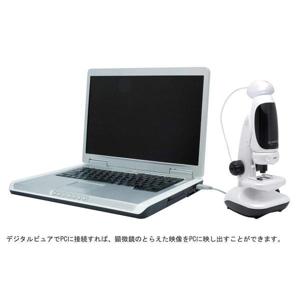 Kenko 理化学系知育玩具 Do・Nature デジタルマイクロスコープ STV-451M