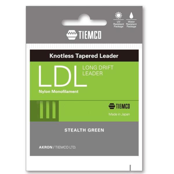 ティムコ(TIEMCO) TIEMCO LDLリーダー 15FT 5X