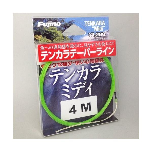 フジノ(Fujino) テーパーライン『テンカラミディ』 (3.5m)