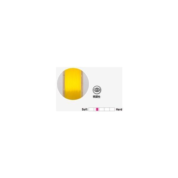 ユニチカ(UNITIKA) ライン シルバースレッド アランチャ 300m (75m マーク付) 4lb