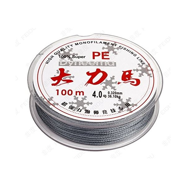 めちゃ×2売れてるッ 強力 磯釣り専用 PEライン 100m T36-07 (0.2号)