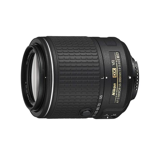Nikon 望遠ズームレンズ AF-S DX NIKKOR 55-200mm f/4-5.6G ED VR II ニコンDXフォーマット用