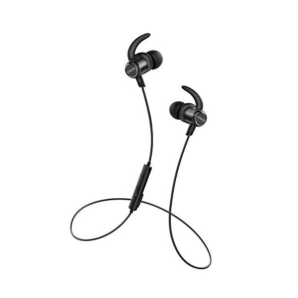 Anker SoundBuds Slim+ (カナル型 Bluetooth ワイヤレスイヤホン) Qualcomm? aptX? audio|hello-2017|03