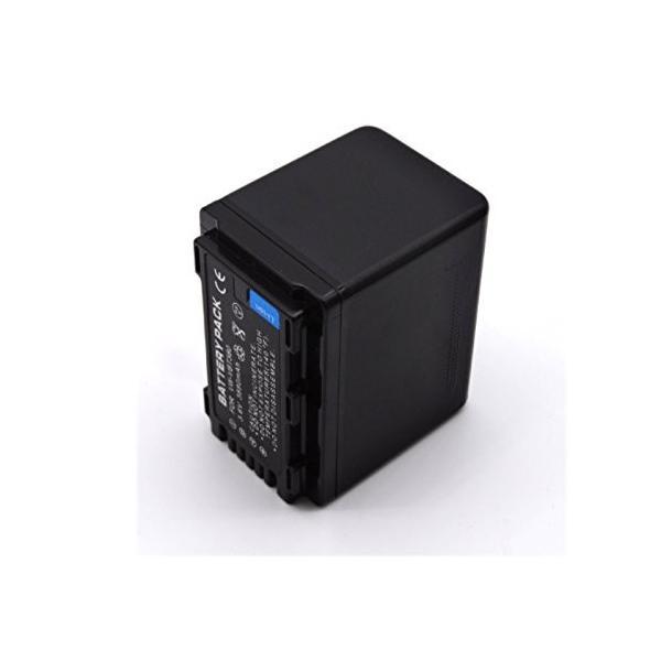 @NSS パナソニック VW-VBT380-K 互換バッテリー 3.6V 大容量5000mAh Panasonic VW-VBT190 /