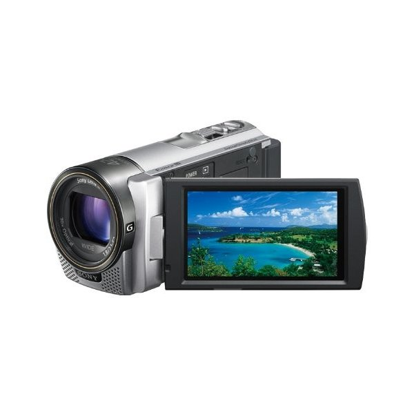 ソニー SONY デジタルHDビデオカメラレコーダー CX180 シルバー HDR-CX180/S