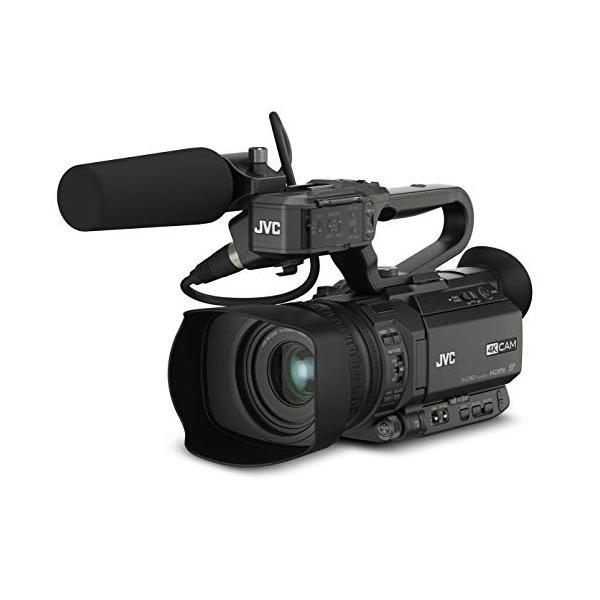 JVC GY-HM200 4Kメモリーカードカメラレコーダー