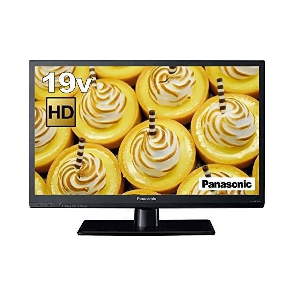 パナソニック 19V型 液晶 テレビ VIERA TH-19D300 ハイビジョン USB HDD録画対応 2016年モデル