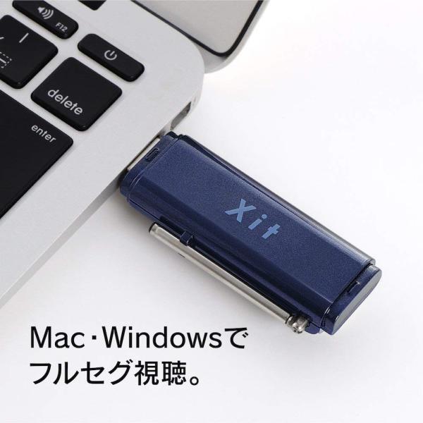 ピクセラ サイトスティック Mac/windows/Android対応 モバイル テレビ ...