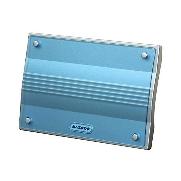 マスプロ電工 マスプロ電工 ブースター内蔵 家庭用UHF卓上アンテナ UDF2A UDF2A