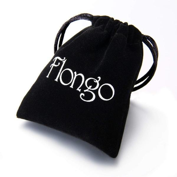 Flongo ファション メンズ ブレスレット ステンレス バングル 極太 重量型 聖書 刻印 欧米風 男子アクセサリー 腕輪 シルバー hello-2017 05