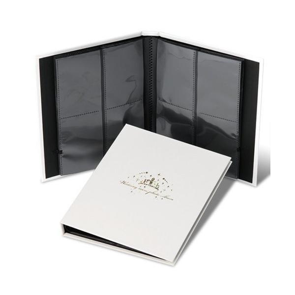 プリマージュ ウェディング用ミニフォトアルバム(チェキ用のアルバム) 160ポケット