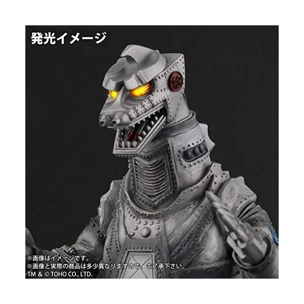 東宝大怪獣シリーズ メカゴジラ(1975) 発光Ver. 少年リック限定商品|hello-2017|09