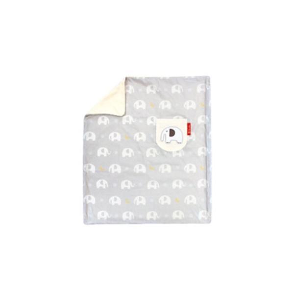 寝具小物 farska Compact Bed FIT(コンパクトベッドフィット) 2Way布団カバー エレファント&バナナ