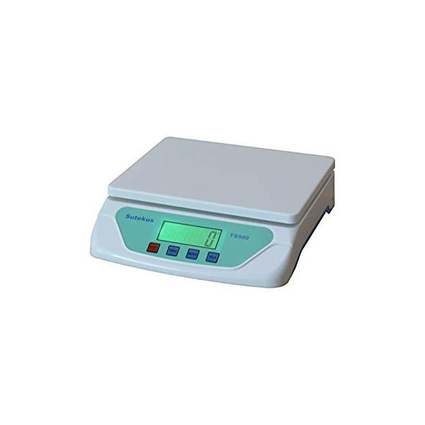 Sutekus 1g単位 最大25Kgまで計量可能 デジタル台はかり スケール 電子秤 風袋機能搭載 オートオフ機能|hellodolly|12