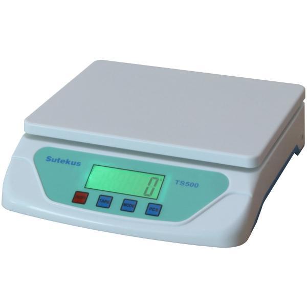 Sutekus 1g単位 最大25Kgまで計量可能 デジタル台はかり スケール 電子秤 風袋機能搭載 オートオフ機能|hellodolly|03