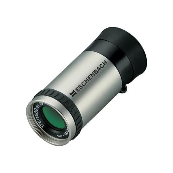 エッシェンバッハ ケプラーシステム単眼鏡 16mmφ(遠6.0倍/近7.6倍) 1673-4