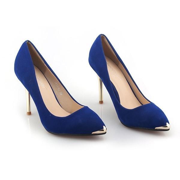 パンプス ヒール2type 6.5センチor9センチ 美脚 ピンヒール パンプス 靴 くつ シューズ 大きいサイズ 秋 フォーマル hellowstation 05
