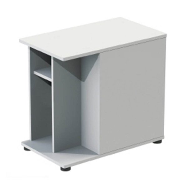 送料無料 「スタイリングキャビネット ホワイト BRIO35SC-W」 brio(ブリオ)専用 水槽台 家庭用 アクアポニックス 植物 魚 brio35専用 世界初の家庭用