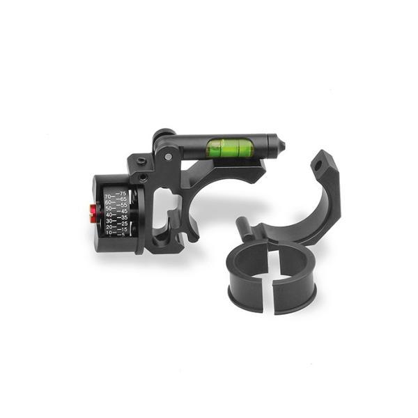 DISCOVERY 水平器/角度計付スコープマウントリング 1inch/30mm|hercules-gear|06