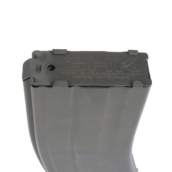 GHK M4 Ver2.0 Colt Marking 12.5inch GBBR (2019Ver.) :ghk