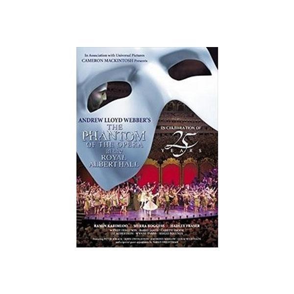 DVD オペラ座の怪人 25周年記念公演 in ロンドン GNBF3084  キャンセル返品不可 他の商品と同梱は総計15個まで