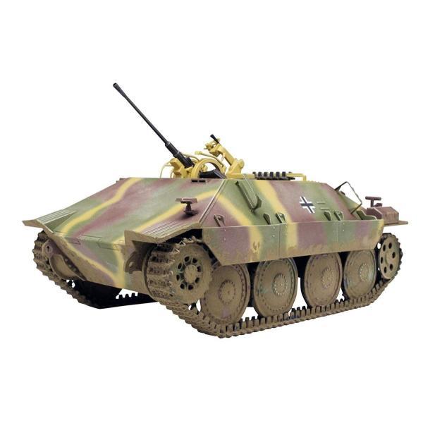 プラッツ 1/35 第二次世界大戦 ドイツ軍 駆逐戦車 38(t)2cm対空機関砲 Flak38搭載型 プラモデル DR6399|heros-shop|11