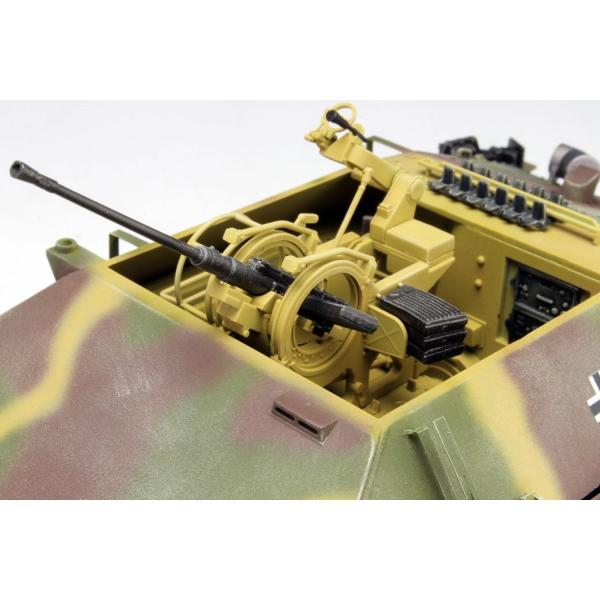プラッツ 1/35 第二次世界大戦 ドイツ軍 駆逐戦車 38(t)2cm対空機関砲 Flak38搭載型 プラモデル DR6399|heros-shop|05
