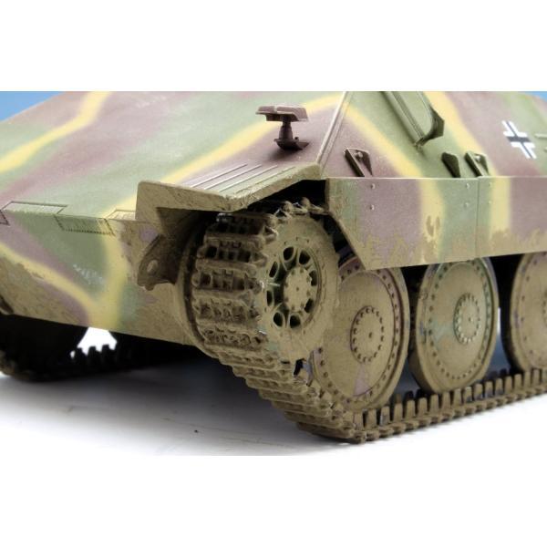 プラッツ 1/35 第二次世界大戦 ドイツ軍 駆逐戦車 38(t)2cm対空機関砲 Flak38搭載型 プラモデル DR6399|heros-shop|07