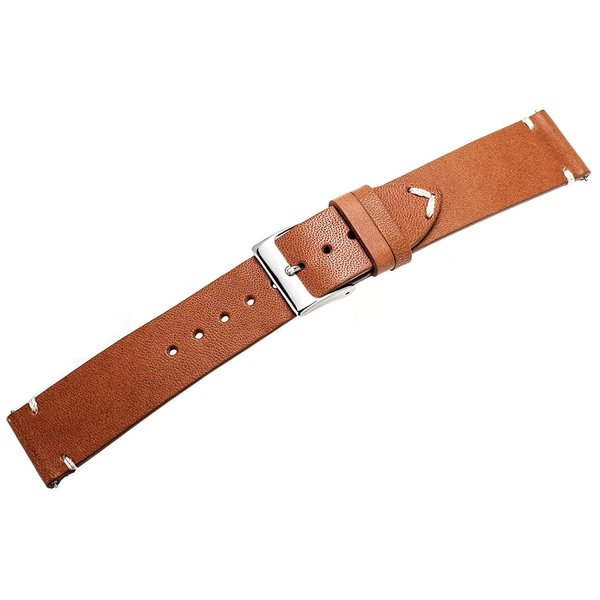EMPIRE BESLY(ベスリー) Horween ホーウィン レザー 腕時計 ベルト 18mm タン