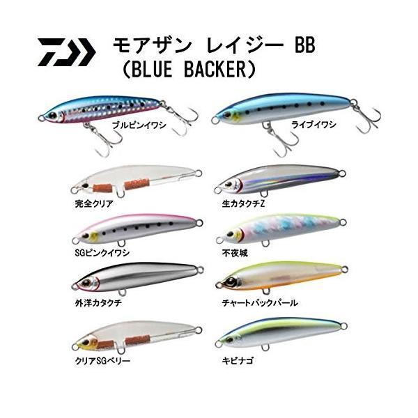 ダイワ(Daiwa) ペンシルベイト シーバス モアザン レイジー BB 95S-HD チャートバックパール ルアー