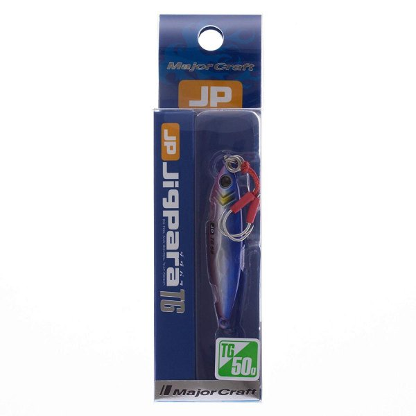メジャークラフト ルアー メタルジグ タングステン ジグパラ 32g #4ブルーピンク JPTG-32g
