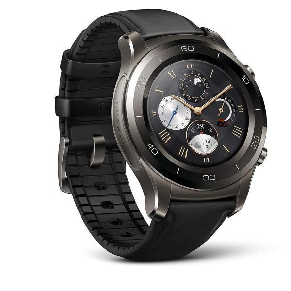 Huawei Watch 2 Classic - Titanium Grey - Android Wear 2.0 (US Warranty