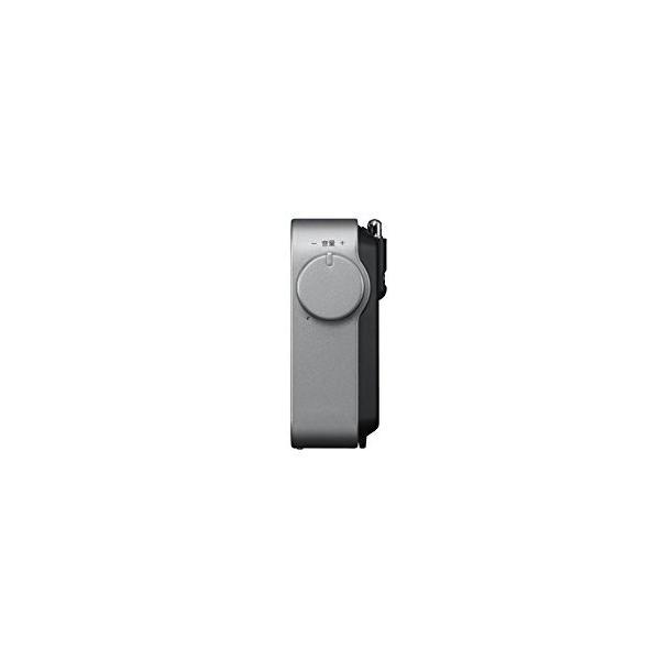 ソニー SONY ラジオ XDR-55TV : FM/AM/ワンセグTV音声対応 おやすみタイマー搭載 乾電池対応 ブラック XDR-55T
