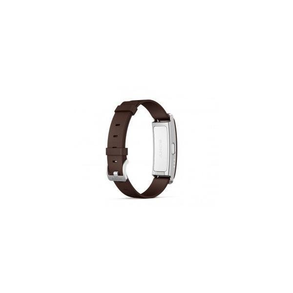 SONY ソニー スマートバンド SmartBand SWR10 レザーベルトブラウン Leather Belt Brown 並行輸入品