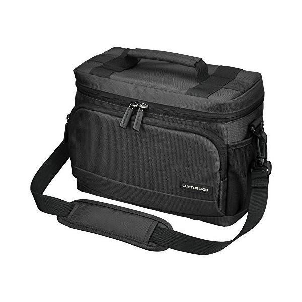 HAKUBA カメラバッグ ルフトデザイン アーバンウォーカー ショルダーバッグ M 4.4L ブラック SLD-UW-SBMBK|heros-shop|03