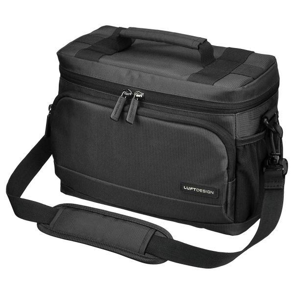 HAKUBA カメラバッグ ルフトデザイン アーバンウォーカー ショルダーバッグ M 4.4L ブラック SLD-UW-SBMBK|heros-shop|05
