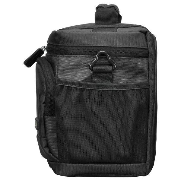 HAKUBA カメラバッグ ルフトデザイン アーバンウォーカー ショルダーバッグ M 4.4L ブラック SLD-UW-SBMBK|heros-shop|06