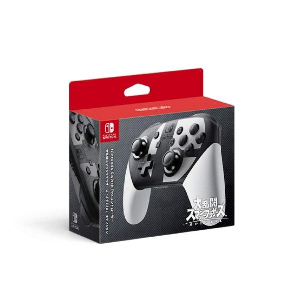 Nintendo Switch Proコントローラー 大乱闘スマッシュブラザーズ SPECIALエディション heros-shop