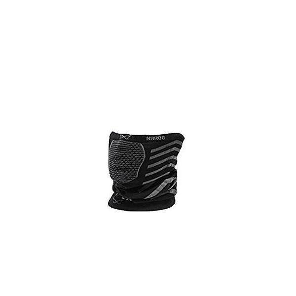 NAROO MASK(ナルーマスク) X9 防寒フェイスマスク スポーツマスク (ブラック)|heros-shop|02