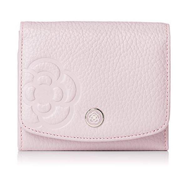 クレイサス折り財布二つ折り財布ラデュレII187972ライトピンク