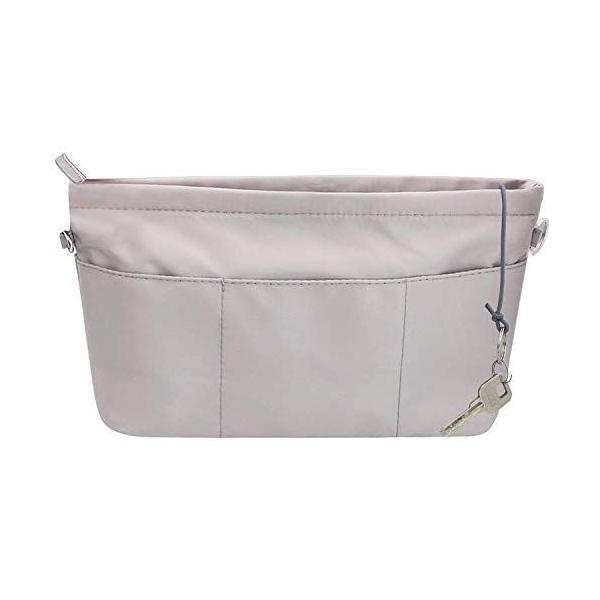SHINGONEバッグインバッグナイロンA5小さめ横インナーバッグレディースメンズ軽量バックインバック防水軽量小さ