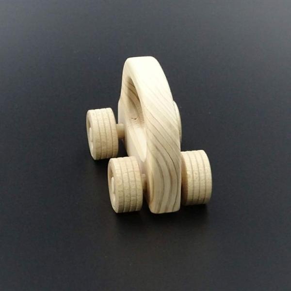国産木剤使用で安心のおもちゃ がらがらカー|hey-com-bicchu|02