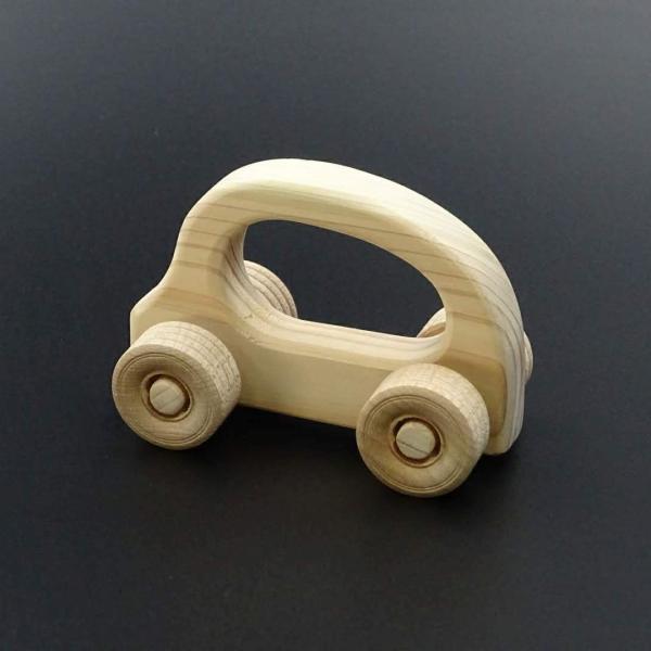 国産木剤使用で安心のおもちゃ がらがらカー|hey-com-bicchu|03
