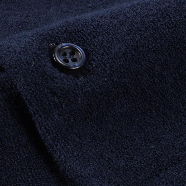 ギ・ローバー Guy Rover ポロシャツ ホリゾンタルカラー パイル hff 04