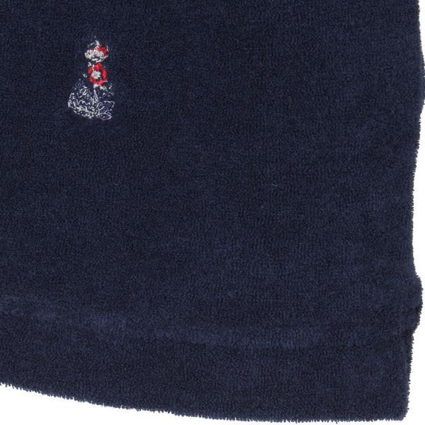 ギ・ローバー Guy Rover ポロシャツ ホリゾンタルカラー パイル hff 05