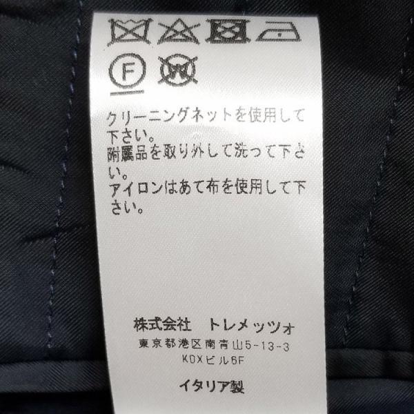 タリアトーレ シングルチェスターコート CSBL13X ウールカシミア Tagliatore 正規販売店|hff|11